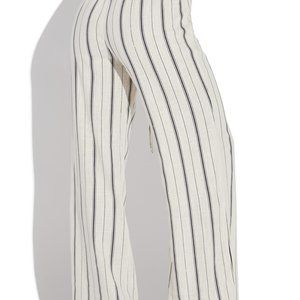 SALTWATER LUX | High Waist Striped Wide Leg Pant